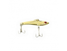 Zinc Spoon Fish 12g gold