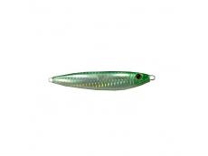 Zinc Metal Jig Lure Green Sardine