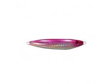 Zinc Metal Jig Lure Pink Sardine