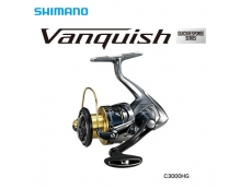 SHIMANO 2016 Vanquish C3000HG (Import Japan)-NEW