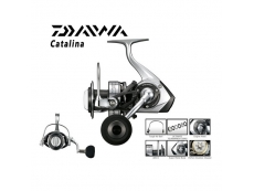Daiwa 2016 Catalina Fishing Reels 5000/5000H - NEW