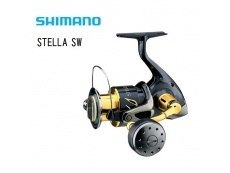 SHIMANO Stella SW Spinning Fishing Reels
