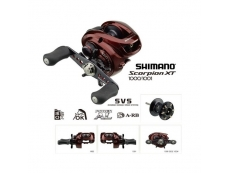 SHIMANO Scorpion XT Spinning Fishing Reels