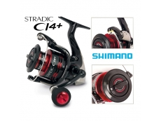 SHIMANO Stradic C14 FA Spinng Fishing Reels